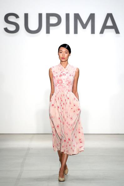 Pocket Dress「Supima Design Competition 2016 - Runway」:写真・画像(16)[壁紙.com]