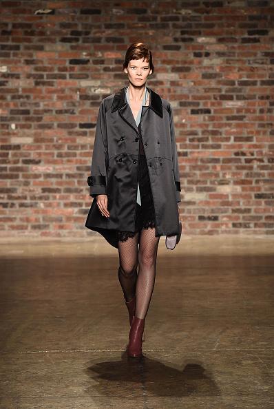 Leather Boot「Maiyet - Runway - Fall 2016 New York Fashion Week」:写真・画像(12)[壁紙.com]