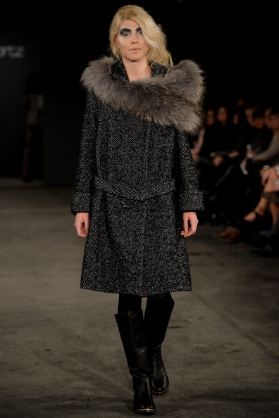 Fur Trim「Annette Goertz Fashion Show」:写真・画像(5)[壁紙.com]