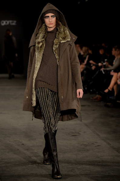 Fur Trim「Annette Goertz Fashion Show」:写真・画像(3)[壁紙.com]