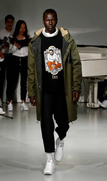 Pyer Moss - Runway - February 2017 - New York Fashion Week:ニュース(壁紙.com)