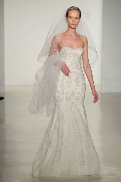 Fall 2014 Bridal Collection - Kenneth Pool - Show:ニュース(壁紙.com)