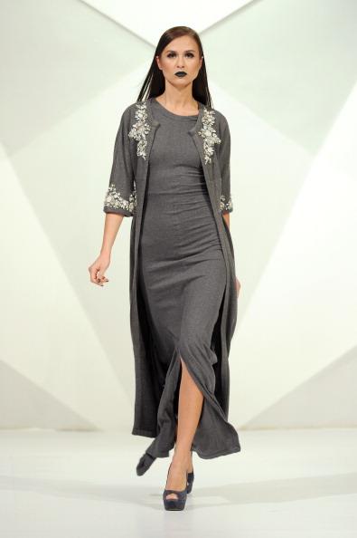 Fashion Forward Dubai「Tahir Sultan - Runway - Fashion Forward Dubai April 2014」:写真・画像(7)[壁紙.com]