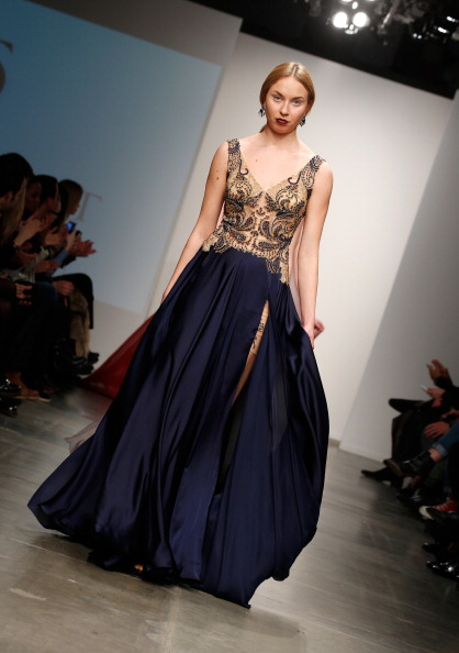 Dany Tabet - Designer Label「Nolcha Fashion Week: New York Presented By RUSK During New York Fashion Week Fall/Winter 2014 - Dany Tabet」:写真・画像(7)[壁紙.com]