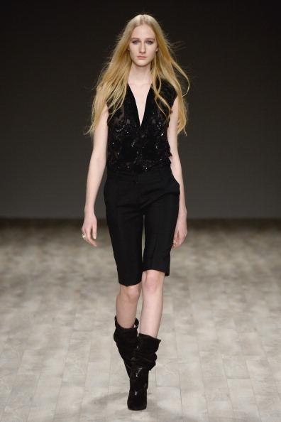 Frazer Harrison「Jill Stuart - Runway - Mercedes-Benz Fashion Week Fall 2014」:写真・画像(18)[壁紙.com]