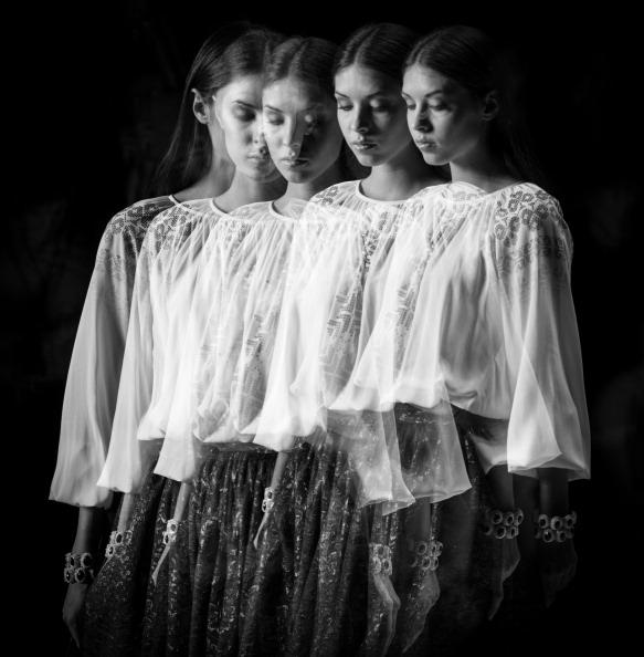 Ian Gavan「BESTPIX: An Alternative View of the Mercedes-Benz Fashion Week Russia Fall/Winter 2013/14」:写真・画像(4)[壁紙.com]