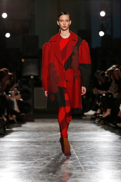 Tristan Fewings「Jonathan Saunders: Runway - London Fashion Week AW14」:写真・画像(6)[壁紙.com]