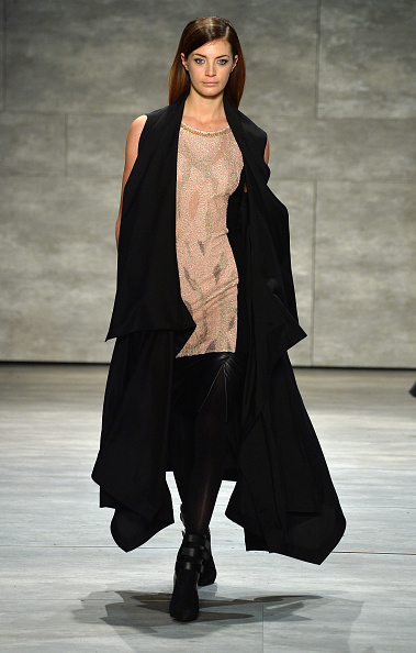 Mid Calf Length「Lie Sang Bong Fall-Winter 2014 Collection Show - Runway」:写真・画像(2)[壁紙.com]