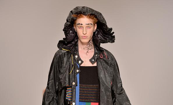 London Fashion Week「Angel Chen - Runway - LFW SS16」:写真・画像(5)[壁紙.com]