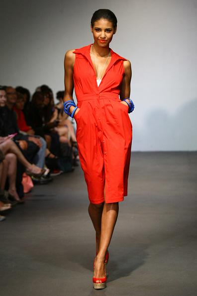 Spring Collection「Stephen Burrows - Runway - Spring 2012 Mercedes-Benz Fashion Week」:写真・画像(11)[壁紙.com]