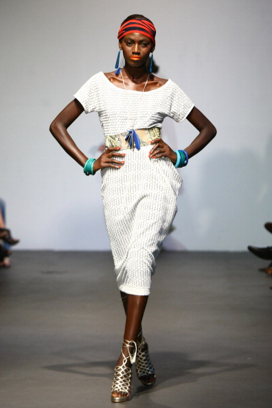 Spring Collection「Stephen Burrows - Runway - Spring 2012 Mercedes-Benz Fashion Week」:写真・画像(15)[壁紙.com]