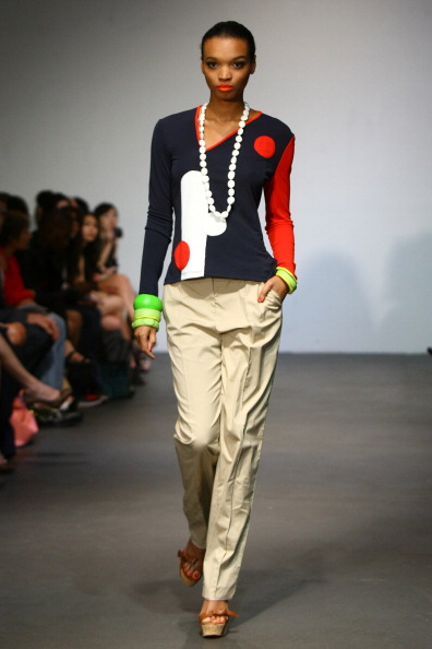 Spring Collection「Stephen Burrows - Runway - Spring 2012 Mercedes-Benz Fashion Week」:写真・画像(14)[壁紙.com]