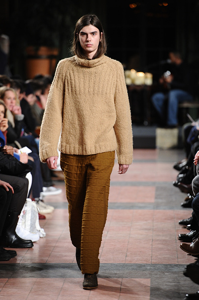 One Man Only「Billy Reid Men's - Runway - Mercedes-Benz Fashion Week Fall 2015」:写真・画像(7)[壁紙.com]