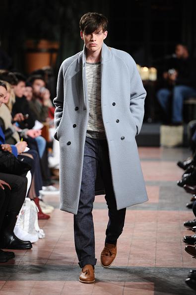 Blue Pants「Billy Reid Men's - Runway - Mercedes-Benz Fashion Week Fall 2015」:写真・画像(7)[壁紙.com]