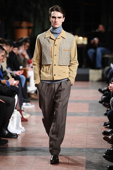 One Man Only「Billy Reid Men's - Runway - Mercedes-Benz Fashion Week Fall 2015」:写真・画像(9)[壁紙.com]