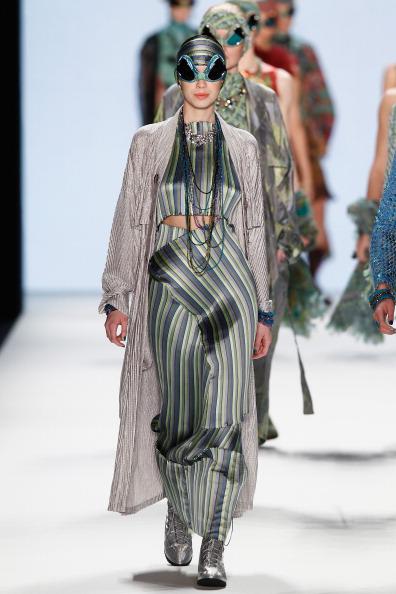 Silver Shoe「Miranda Konstantinidou Show - Mercedes-Benz Fashion Week Autumn/Winter 2014/15」:写真・画像(14)[壁紙.com]