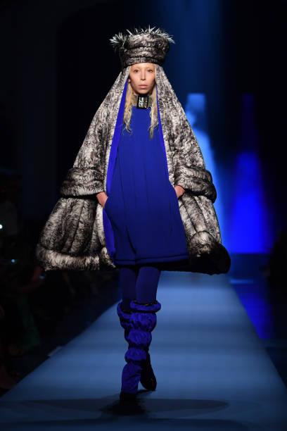 Jean Paul Gaultier : Runway - Paris Fashion Week - Haute Couture Fall/Winter 2019/2020:ニュース(壁紙.com)