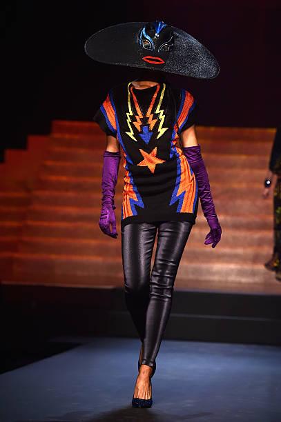 Jean Paul Gaultier : Runway - Paris Fashion Week Womenswear Spring/Summer 2015:ニュース(壁紙.com)