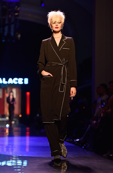 Paris Haute Couture Fashion Week「Jean Paul Gaultier : Runway - Paris Fashion Week - Haute Couture Spring Summer 2016」:写真・画像(0)[壁紙.com]