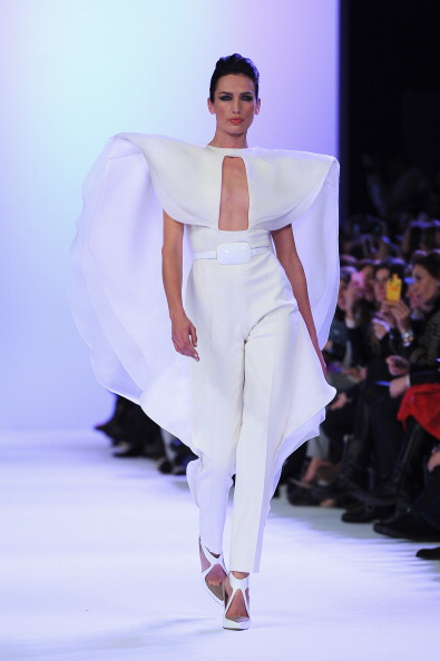 Pascal Le Segretain「Stephane Rolland : Runway - Paris Fashion Week - Haute Couture S/S 2014」:写真・画像(9)[壁紙.com]