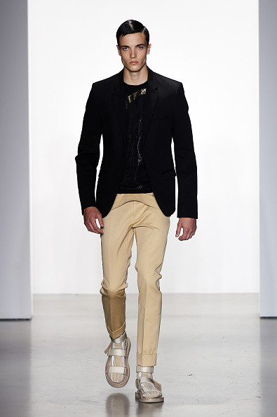 Only Men「Calvin Klein Collection - Runway - Milan Collections Men SS16」:写真・画像(5)[壁紙.com]