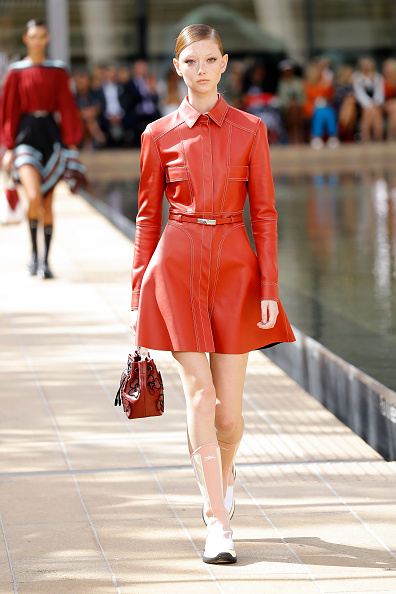 Fashion show「Longchamp SS20 Runway Show」:写真・画像(3)[壁紙.com]