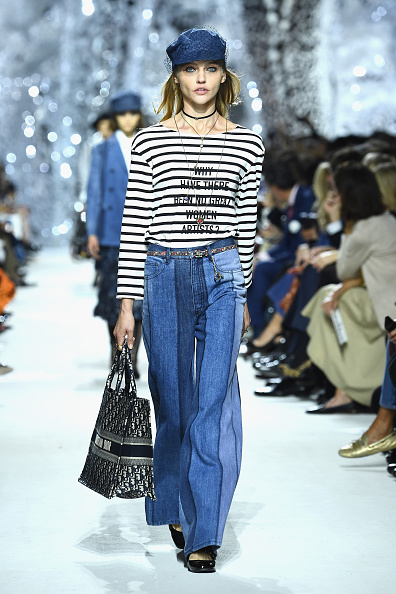 Spring Collection「Christian Dior : Runway - Paris Fashion Week Womenswear Spring/Summer 2018」:写真・画像(1)[壁紙.com]