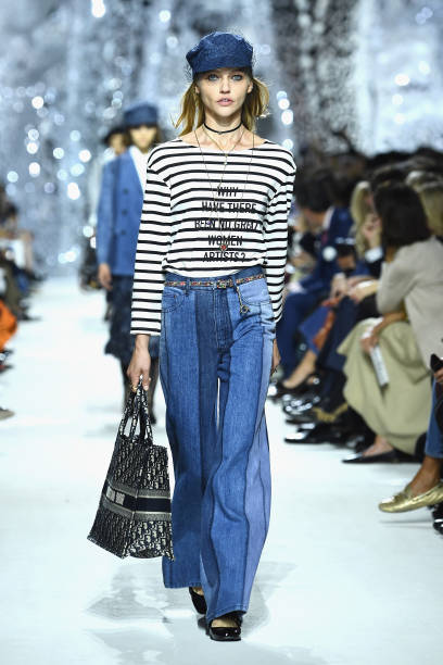 Christian Dior : Runway - Paris Fashion Week Womenswear Spring/Summer 2018:ニュース(壁紙.com)