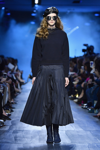 秋冬コレクション「Christian Dior : Runway - Paris Fashion Week Womenswear Fall/Winter 2017/2018」:写真・画像(11)[壁紙.com]