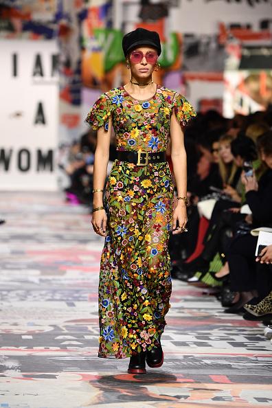秋冬コレクション「Christian Dior : Runway - Paris Fashion Week Womenswear Fall/Winter 2018/2019」:写真・画像(15)[壁紙.com]