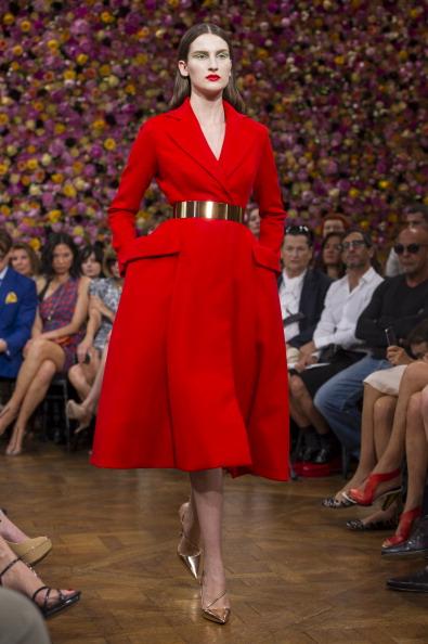 オートクチュール「Christian Dior: Runway - Paris Fashion Week Haute Couture F/W 2013」:写真・画像(14)[壁紙.com]