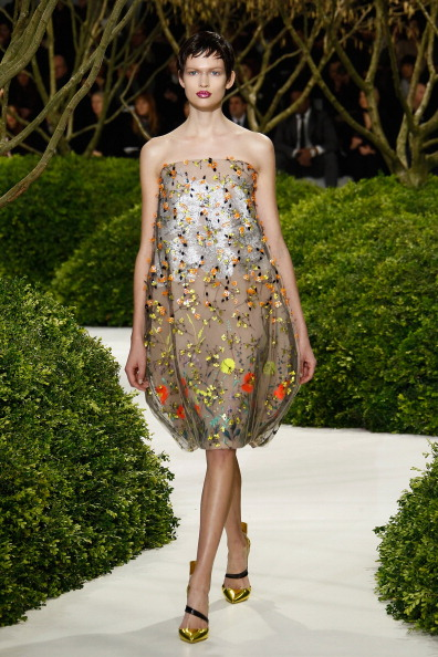 Embroidery「Christian Dior: Runway - Paris Fashion Week Haute-Couture Spring/Summer 2013」:写真・画像(12)[壁紙.com]