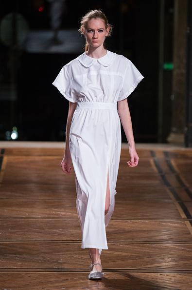 Collar「Paul & Joe : Runway - Paris Fashion Week Womenswear Spring/Summer 2018」:写真・画像(13)[壁紙.com]