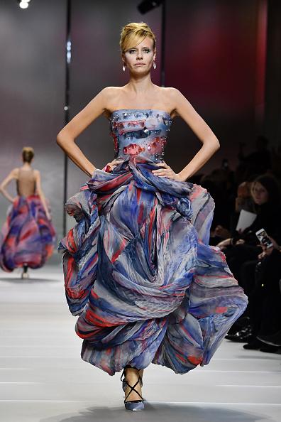 Giorgio Armani Prive「Giorgio Armani Prive : Runway - Paris Fashion Week - Haute Couture Spring Summer 2018」:写真・画像(3)[壁紙.com]