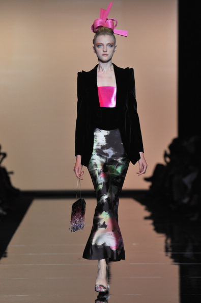 Giorgio Armani Prive「Giorgio Armani Prive: Runway - Paris Fashion Week Haute Couture F/W 2011/2012」:写真・画像(13)[壁紙.com]