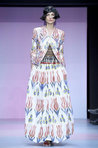 Giorgio Armani Prive「Giorgio Armani Prive : Runway - Paris Fashion Week - Haute Couture Spring/Summer 2020」:写真・画像(4)[壁紙.com]