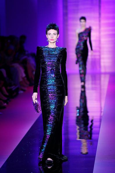 ブランド ジョルジオアルマーニ「Giorgio Armani Prive : Runway - Paris Fashion Week - Haute Couture Fall/Winter 2015/2016」:写真・画像(12)[壁紙.com]