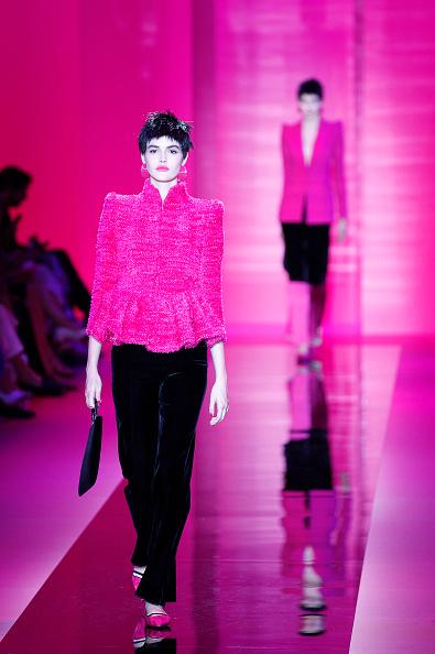 ブランド ジョルジオアルマーニ「Giorgio Armani Prive : Runway - Paris Fashion Week - Haute Couture Fall/Winter 2015/2016」:写真・画像(9)[壁紙.com]