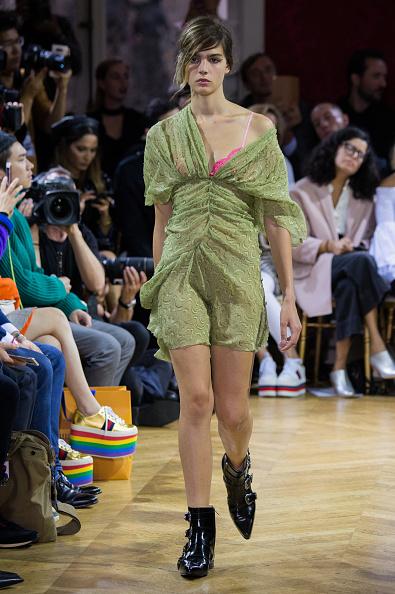 Spring Collection「John Galliano : Runway - Paris Fashion Week Womenswear Spring/Summer 2018」:写真・画像(8)[壁紙.com]