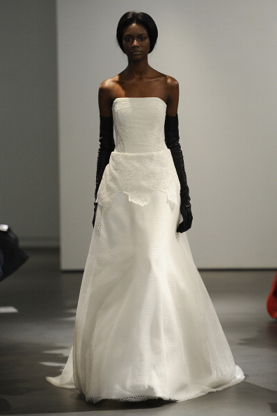 Wedding Dress「2014 Bridal Spring/Summer Collection - Vera Wang Bridal - Show」:写真・画像(0)[壁紙.com]