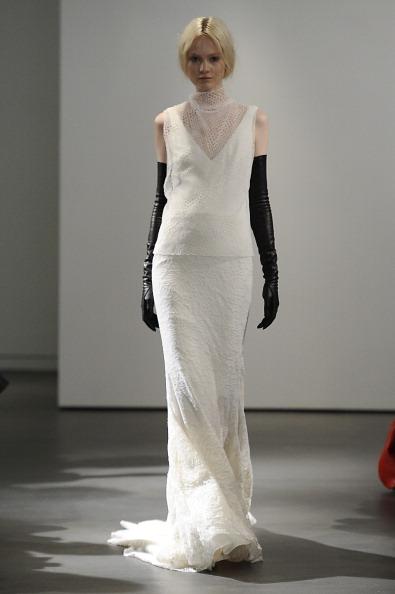 Wedding Dress「2014 Bridal Spring/Summer Collection - Vera Wang Bridal - Show」:写真・画像(1)[壁紙.com]