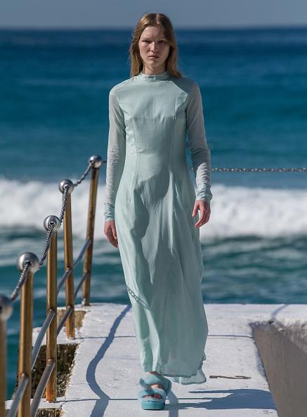 Sandal「Ten Pieces - Runway - Mercedes-Benz Fashion Week Australia 2019」:写真・画像(4)[壁紙.com]