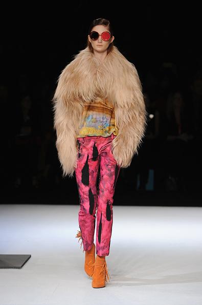 Orange Shoe「Just Cavalli - Runway - Milan Fashion Week Womenswear Autumn/Winter 2014」:写真・画像(14)[壁紙.com]