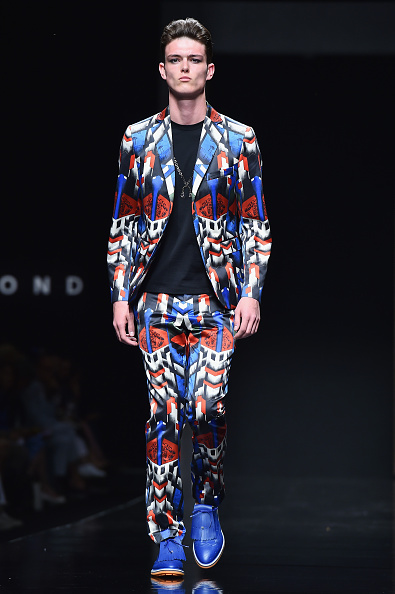 Leather Shoe「John Richmond - Runway - Milan Collections Men SS16」:写真・画像(11)[壁紙.com]