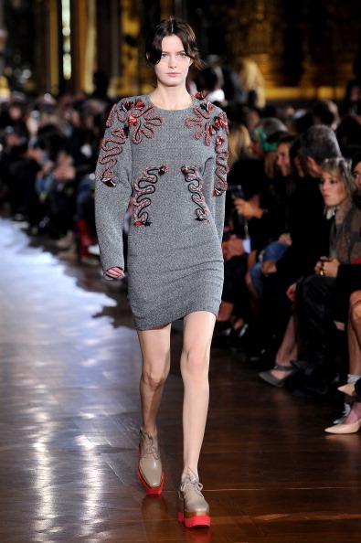 Gray Shoe「Stella McCartney : Runway - Paris Fashion Week Womenswear Fall/Winter 2014-2015」:写真・画像(17)[壁紙.com]