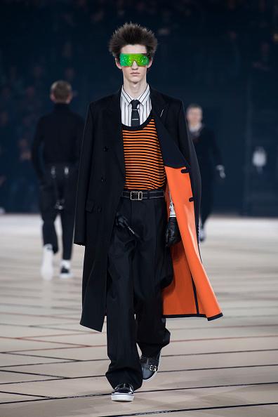 ディオール オム「Dior Homme : Runway - Paris Fashion Week - Menswear F/W 2017-2018」:写真・画像(13)[壁紙.com]