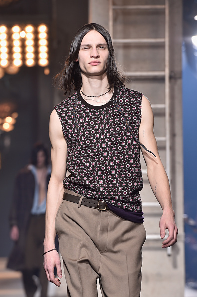Lanvin Menswear「Lanvin : Runway - Paris Fashion Week - Menswear F/W 2016-2017」:写真・画像(19)[壁紙.com]