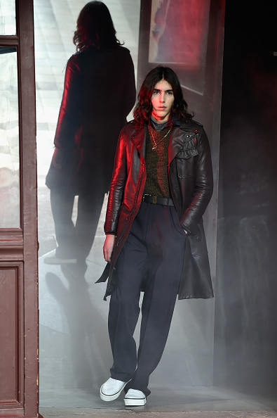 Lanvin Menswear「Lanvin : Runway - Paris Fashion Week - Menswear F/W 2015-2016」:写真・画像(7)[壁紙.com]