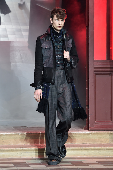 Lanvin Menswear「Lanvin : Runway - Paris Fashion Week - Menswear F/W 2015-2016」:写真・画像(8)[壁紙.com]