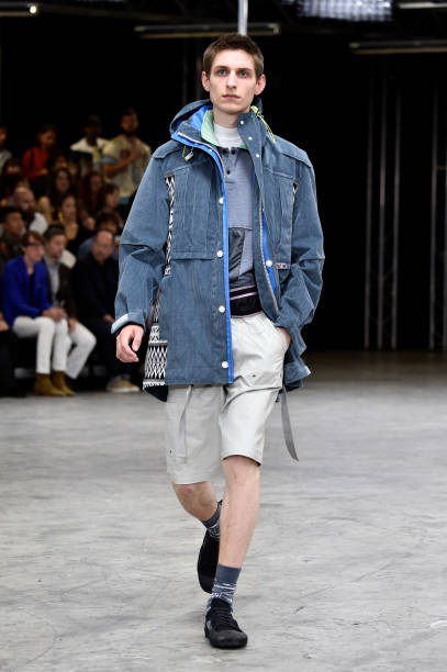 Lanvin : Runway - Paris Fashion Week - Menswear Spring/Summer 2018:ニュース(壁紙.com)
